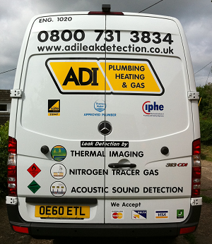 ADI Leak Detection Van - 004